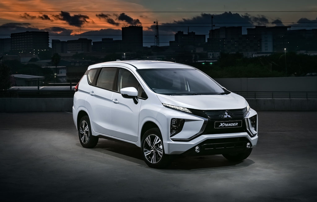 Mitsubishi Xpander News